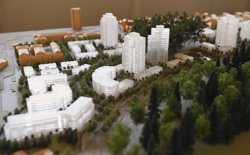Block F Rezoning Approved