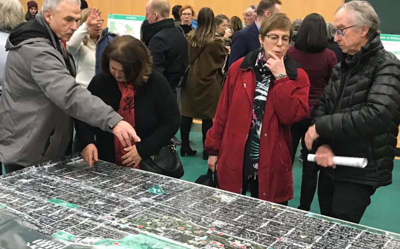 Jericho Lands development launches with assurances of 'full consultation'