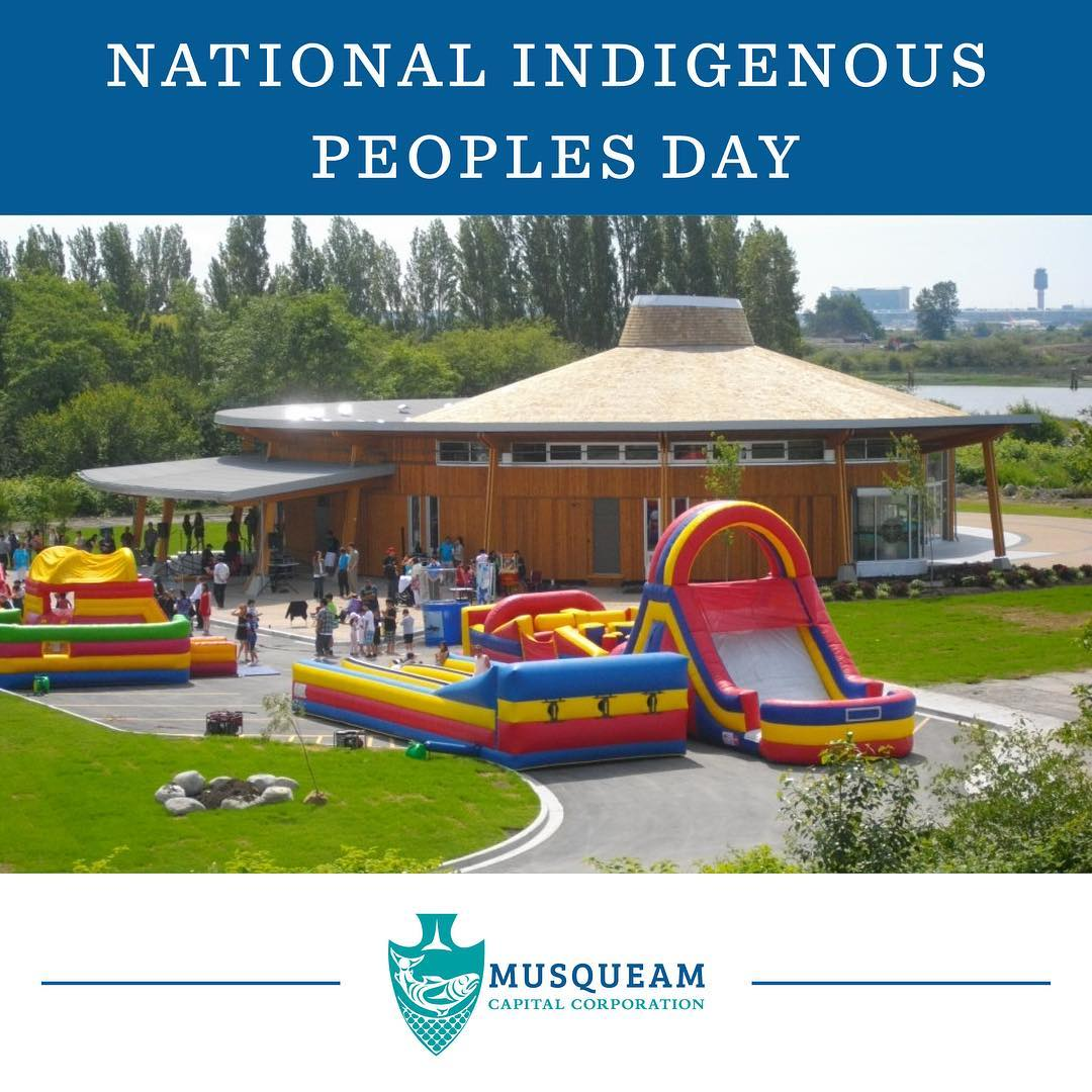 Today is National Indigenous Peoples Day. – Our people, our culture, our traditi