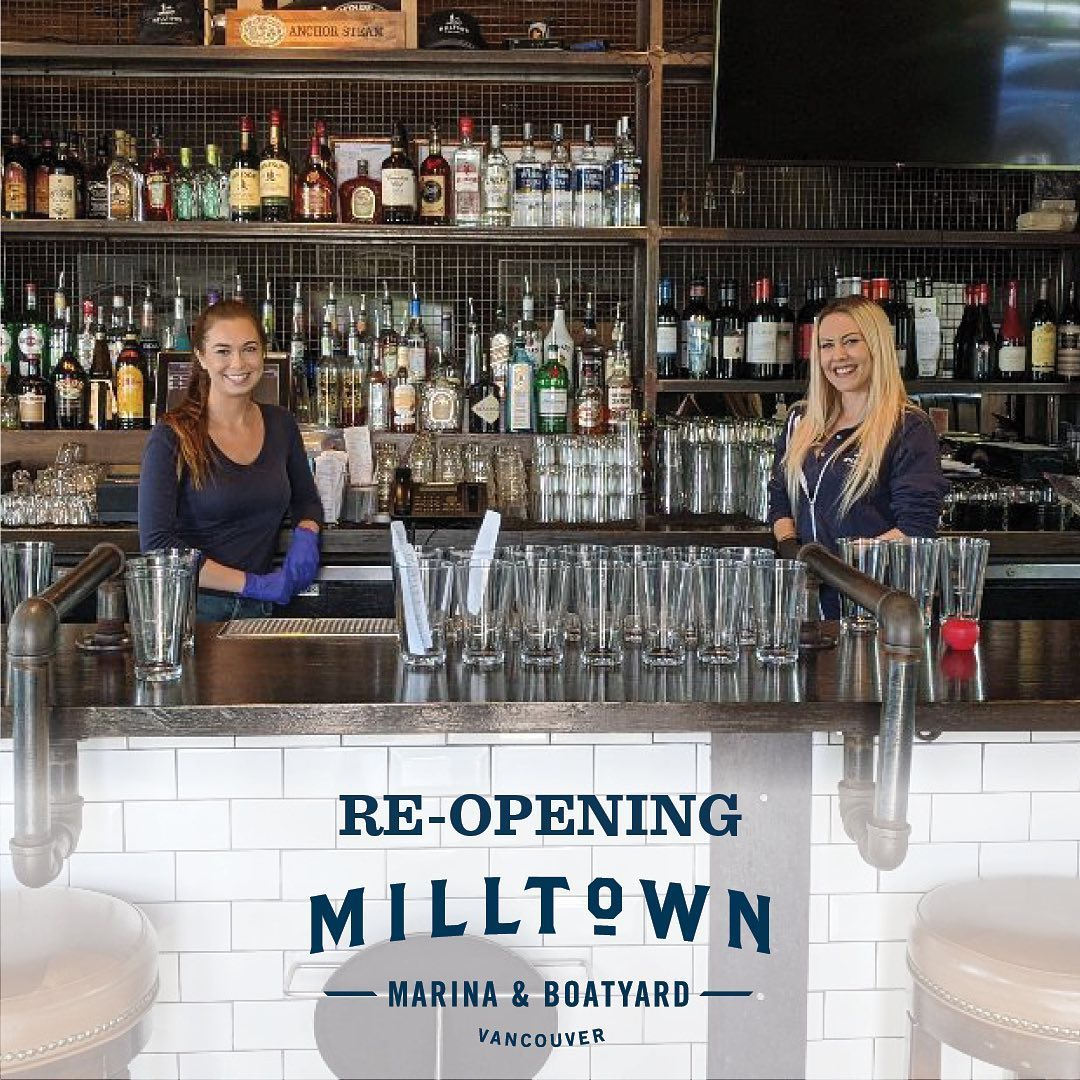 We are pleased to announce the Milltown Bar & Grill is now open from 11:30 am to