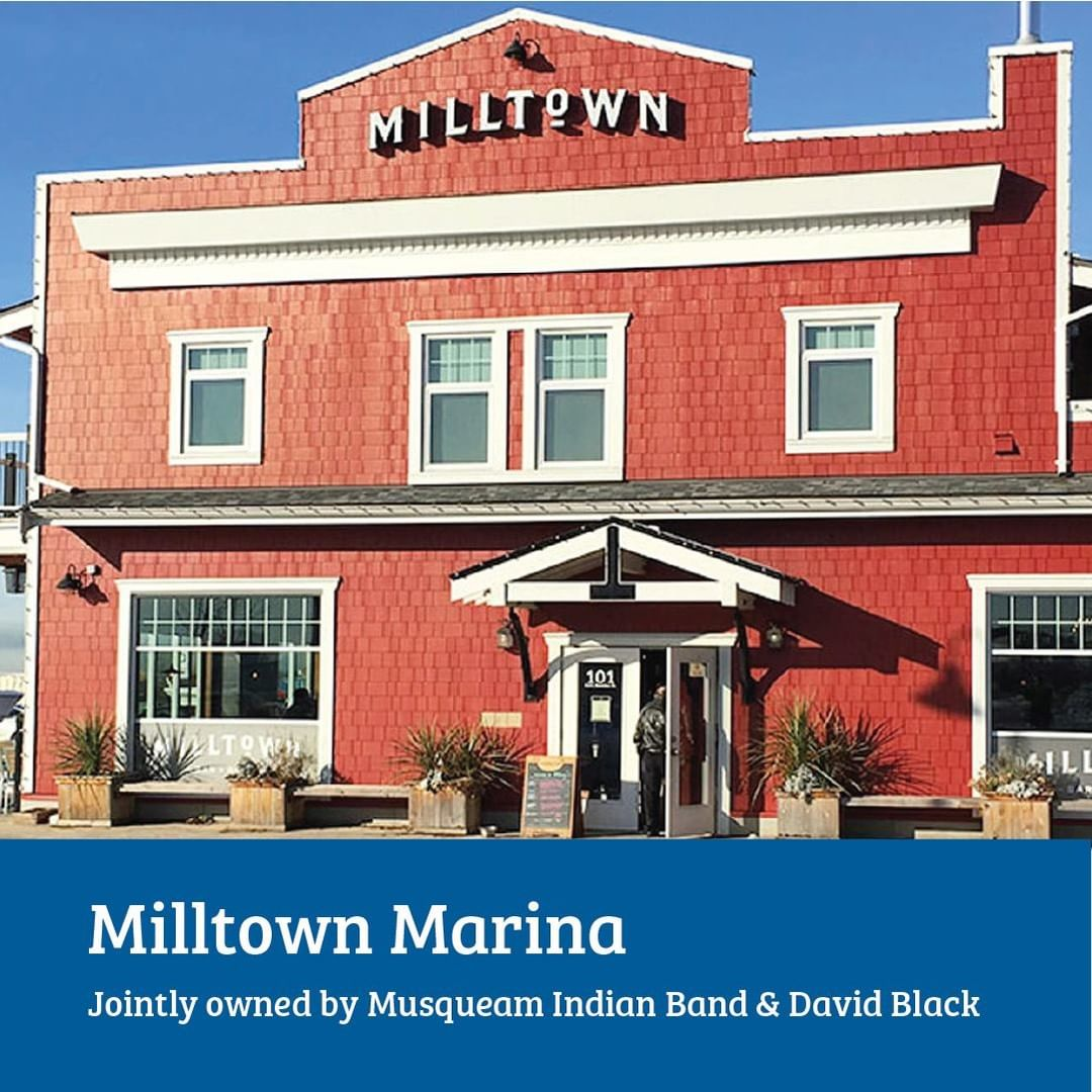 @milltown_marina is one of our managed assets, jointly owned by the Musqueam Ind