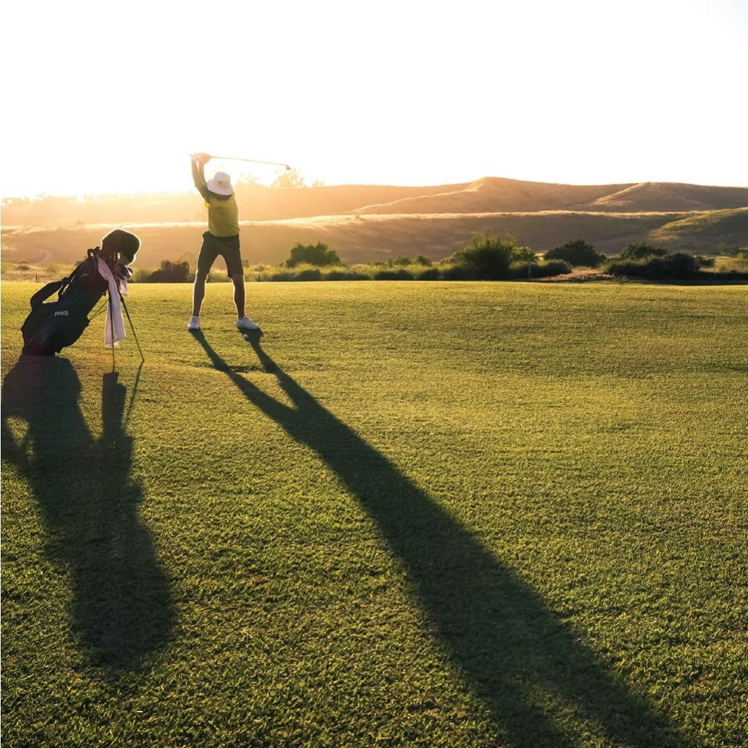 With golf season approaching, sharpen your skills with golf lessons from The Mus