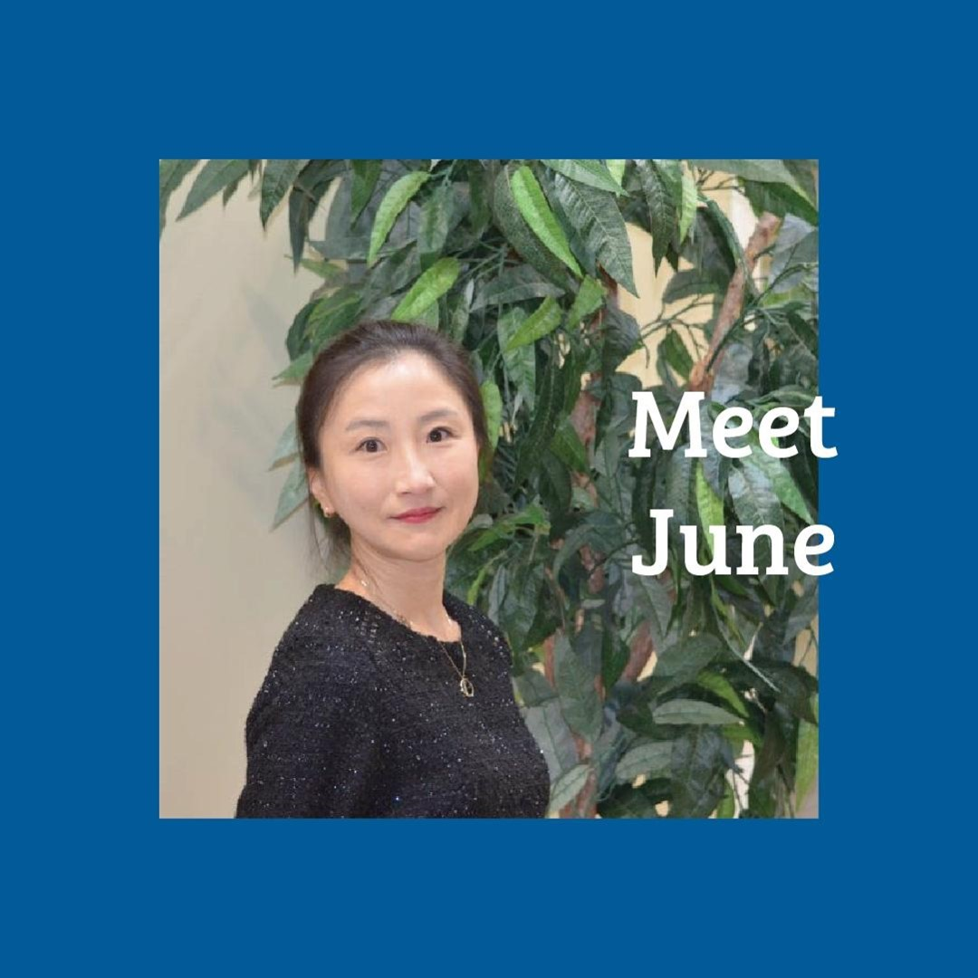 Meet June!  June has been part of the Musqueam team since 2007. She became our a