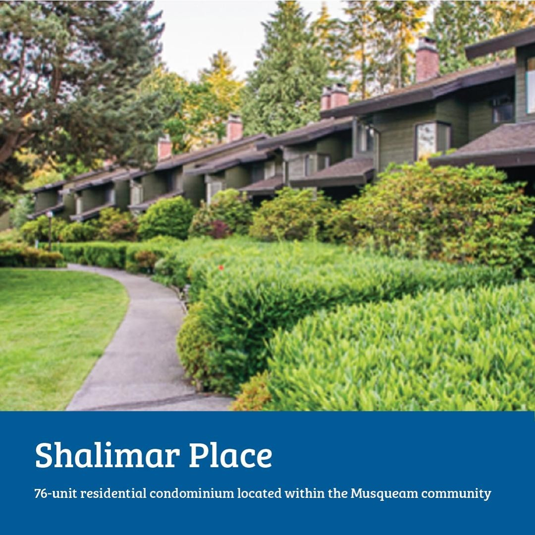 Shalimar Place Townhomes is a 76-unit residential condominium located within the