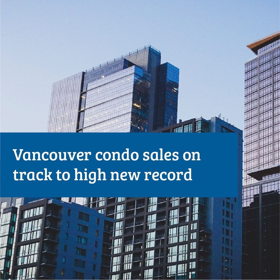 Across BC, there was an astonishing 63.3% increase in residential unit sales in