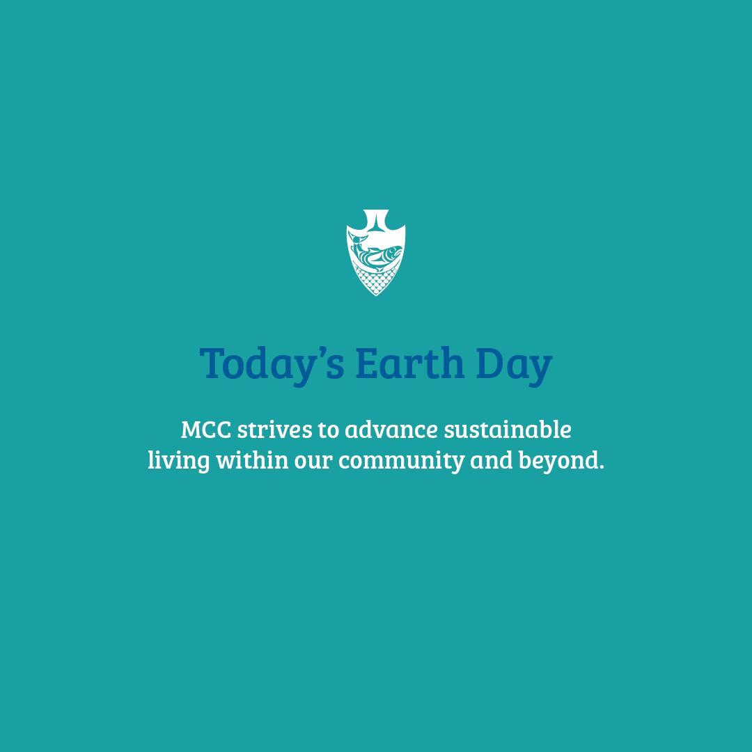 Happy Earth Day!   Today is a reminder of our commitment to Mother Earth and our