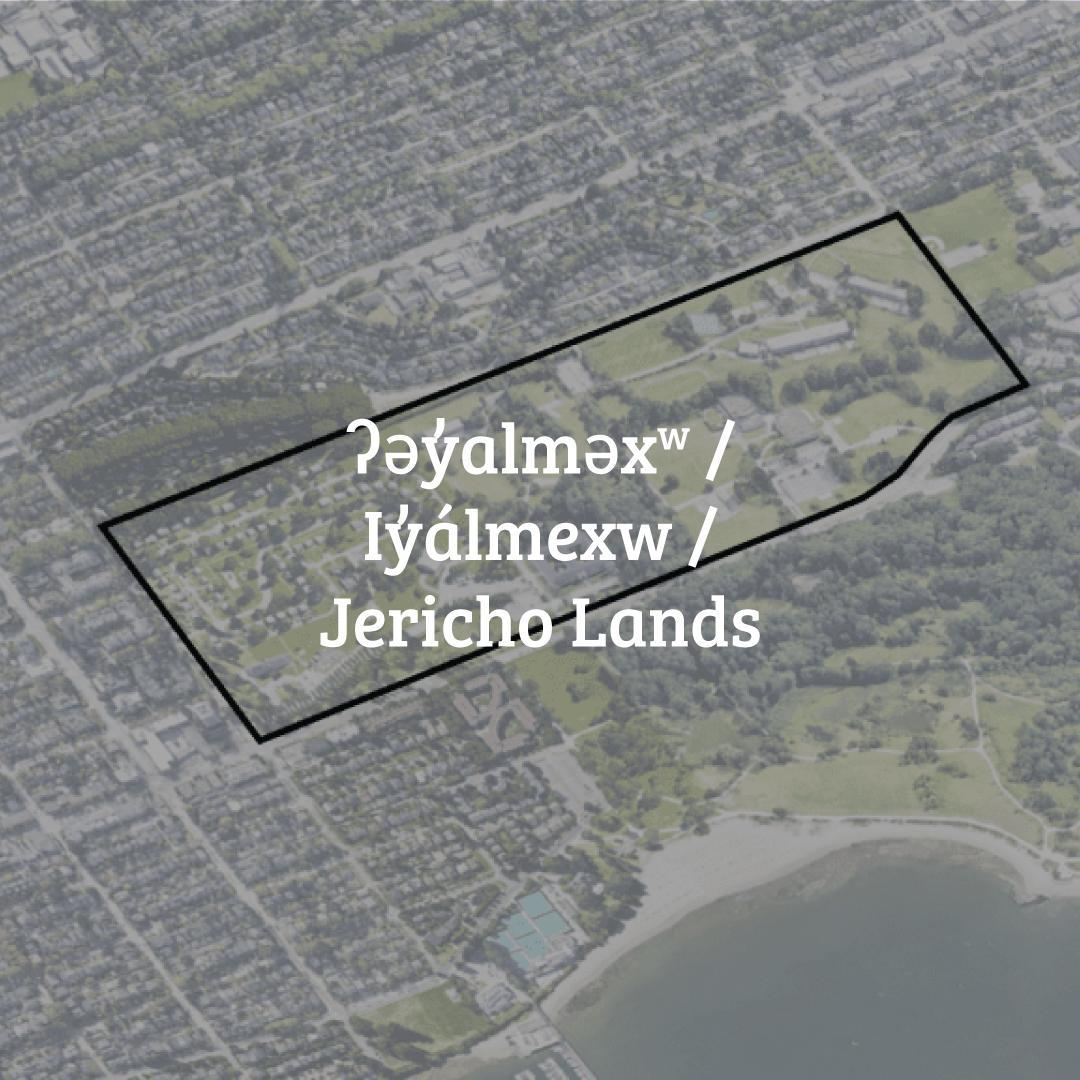 The historic role of ʔəy̓ alməxʷ / Iy̓ álmexw / Jericho is as a place of gatheri