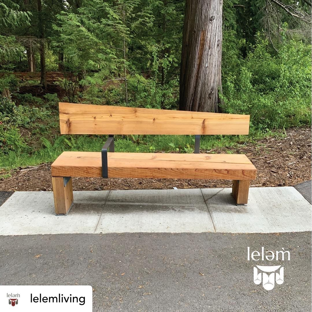 The phase 1 development of leləm̓ is coming along nicely! Have you been able to