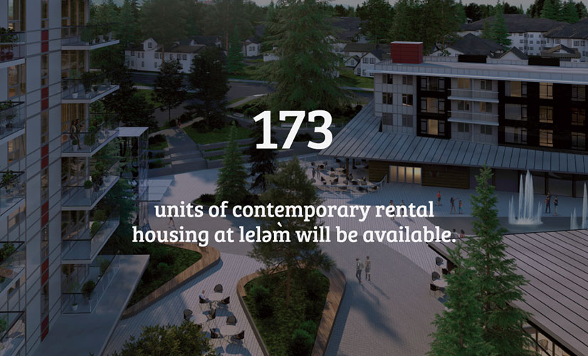 Government of Canada Provides 173 Units of Rental Housing in Vancouver
